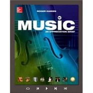 Music: An Appreciation Brief with Connect Plus w/ LearnSmart 1 Term Access Card
