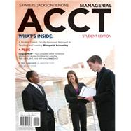 Managerial ACCT (with CengageNOW with eBook Printed Access Card and Review Cards)