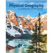McKnight's Physical Geography A Landscape Appreciation Plus MasteringGeography with eText -- Access Card Package