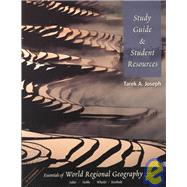 Study Guide for Salter/Hobbs/Wheeler/Kostbade�s Essentials of World Regional Geography