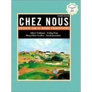 Chez nous: Branch� sur le monde francophone with CD-ROM