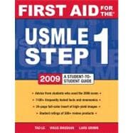 First Aid for the USMLE Step 1 2009
