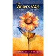 Writer's FAQ's: A Pocket Handbook Value Pack (includes Prentice Hall Guide for College Writers, Brief & MyCompLab NEW Student Access  )