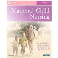 Maternal-Child Nursing (Book with CD-ROM)