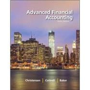 Advanced Financial Accounting with Connect Access Card