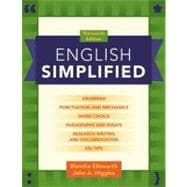 English Simplified (with NEW MyWritingLab with Pearson EText Student Access Code Card)