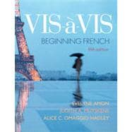Vis-�-vis : Beginning French (Student Edition)