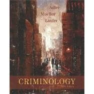 Criminology, with PowerWeb