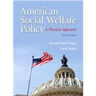 American Social Welfare Policy A Pluralist Approach