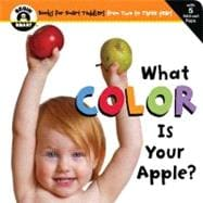 Begin Smart? What Color Is Your Apple?