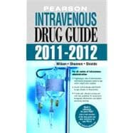 Pearson Intravenous Drug Guide 2011-2012
