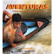 Aventuras: Primer Curso de Lengua Espanola - Student Edition