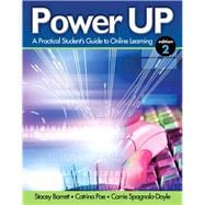 Power Up A Practical Student's Guide to Online Learning Plus NEW MyStudentSuccessLab Update -- Access Card Package