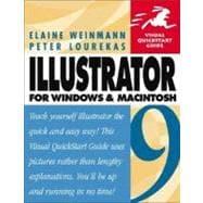 Illustrator 9 for Windows and Macintosh Visual QuickStart Guide