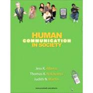 MyCommunicationLab with E-Book Student Access Code Card for Human Communication in Society (standalone)