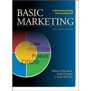 BASIC MARKETING A Marketing Strategy Planning Approach