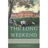 The Long Weekend 9780465048984R