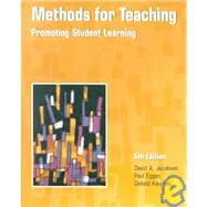 Methods for Teaching: Promoting Student Learning