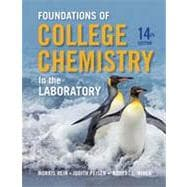 Foundations of College Chemistry in the Laboratory