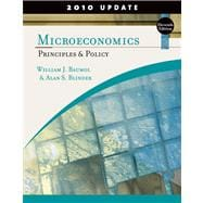 Microeconomics : Principles and Policy, Update 2010 Edition