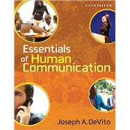 MyCommunicationLab with E-Book Student Access Code Card for Essentials of Human Communcation (standalone)