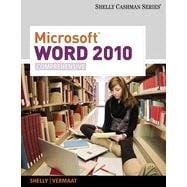Microsoft Word 2010 Comprehensive