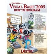 Visual Basic 2005 : How to Program
