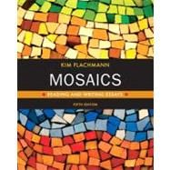 Mosaics Reading and Writing EssaysPlus NEW MyWritingLab with eText -- Access Card Package