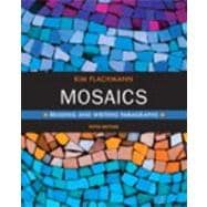 Mosaics Reading and Writing Paragraphs with NEW MyWritingLab with eText -- Access Card Package