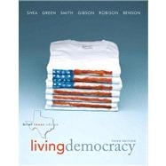 Living Democracy, Brief Texas Edition Plus MyPoliSciLab -- Access Card Package with eText -- Access Card Package