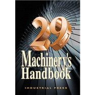 Machinery's Handbook 29th Edition Large Print