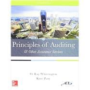 Principles of Auditing & Other Assurance Services with Connect