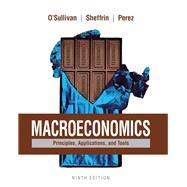 Macroeconomics Principles, Applications, and Tools