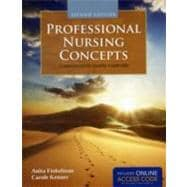 Professional Nursing Concepts: Competencies for Quality Leadership (Book with Access Code)