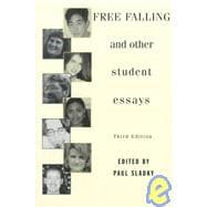 Free Falling and Other Student Essays