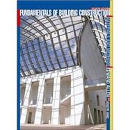 Fundamentals of Building Construction: Materials and Methods, 4th Edition
