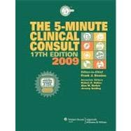 5-Minute Clinical Consult 2009