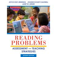 Reading Problems Assessment and Teaching Strategies Plus NEW MyEducationLab with Pearson eText -- Access Card