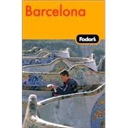Fodor's Barcelona, 2nd Edition