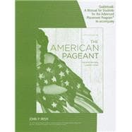 The American Pageant (AP� Edition), 15th: AP� Student Guidebook Complete, 15th