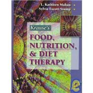 Krause's Food, Nutrition, & Diet Therapy