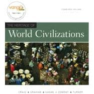 Heritage of World Civilizations, The, Combined Volume
