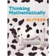 Thinking Mathematically (NASTA), 5/e