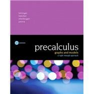 Precalculus Graphs and Models, A Right Triangle Approach