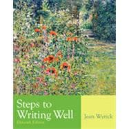 Steps to Writing Well, 11th Edition