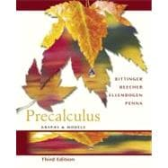 PRECALCULUS: GRAPHS AND MODELS, 3/e