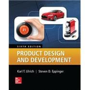 Product Design and Development 6E