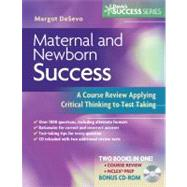 Maternal and Newborn Success: A Course Review Applying Thinking Skills to Test Taking (Book with CD-ROM)