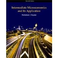 Study Guide for Nicholson/Snyder�s Intermediate Microeconomics