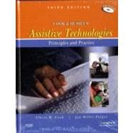 Cook & Hussey's Assistive Technologies: Principles and Practice (Book with CD-ROM)